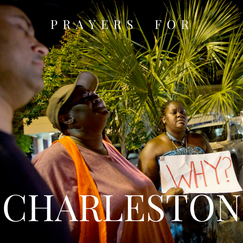Prayers For Charleston