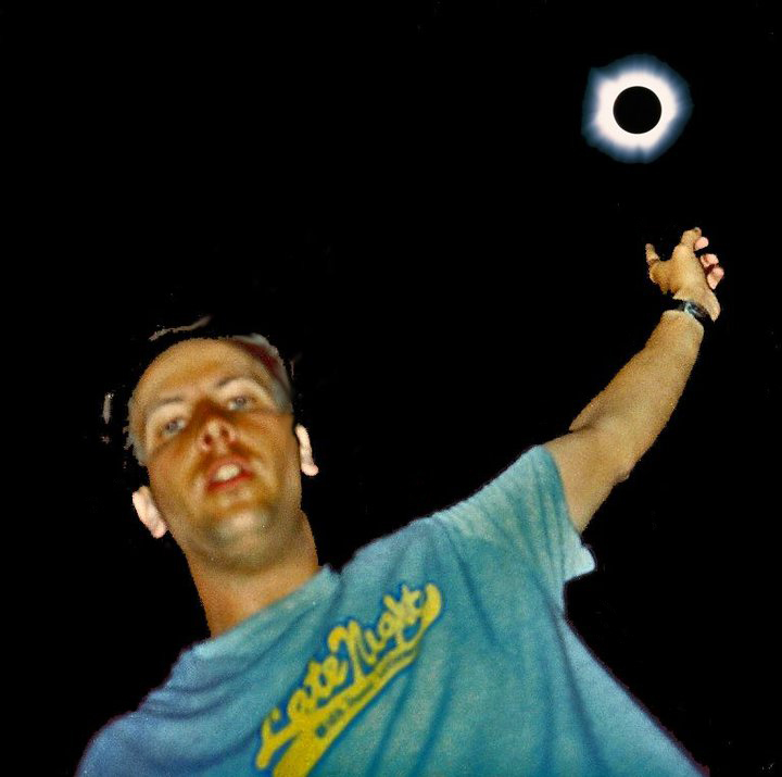 Chris & The Total Eclipse 1991