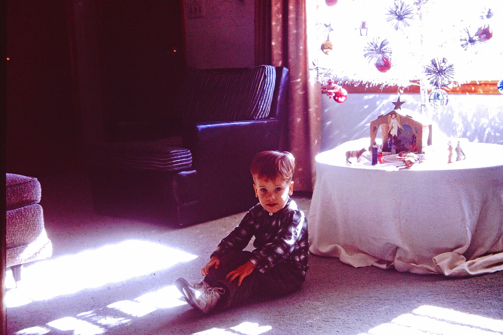 The First Christmas I Was Aware Of
